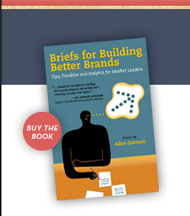 Buy the Book: Briefs for Building Better Brands